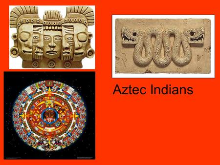 aztec indian essay