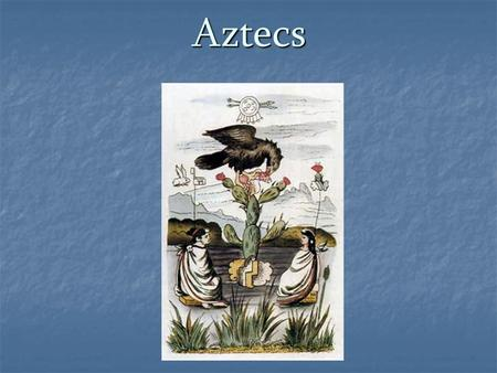 An analysis of the aztec encounter between the spaniards and aztecs in central america