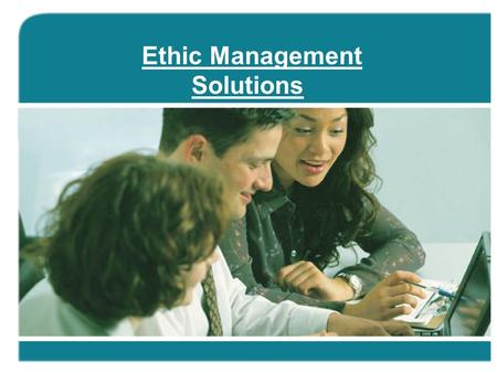 Ethic Management Solutions. Agenda Glance Mission & Vision Recruitment Services Services for Society Growth Our USP Expertise Our Approach Future.