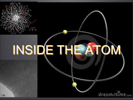 INSIDE THE ATOM. Three Topics: Section 1 How scientists model the atom What are charged particles What were Rutherford's experiments REVIEW VOCABULARY.