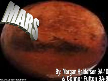 Mars is an Inner planet It is the fourth planet from the sun. Mars does not have any rings. This planet is red because of its iron dust it contains. Its.