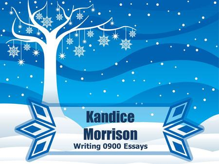 Kandice Morrison Writing 0900 Essays. ESSAY #4 Social Meida FACEBOOK – Opinion Changed Macaulay Culkin Gossip Only put things that are good, and not real.