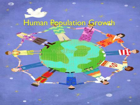 Human Population Growth World Population. The Explosion Until the beginning of the 1800's population increased slowly and variably 1830 population reached.