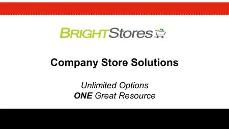 Company Store Solutions Unlimited Options ONE Great Resource.