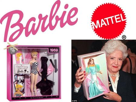Ruth Handler was an American businesswoman, the president of the toy manufacturer Mattel Inc. and is remembered primarily for her role in marketing the.