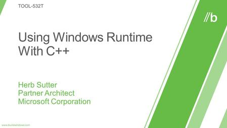 Overview Windows Core OS Services JavaScript (Chakra) C C++ C# VB Metro style Apps Communication & Data Application Model Devices & Printing WinRT.