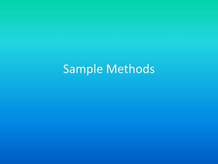 Sample Methods. Geography Key Words The Earth is the planet we live on Resources are useful things The atmosphere is the layer of gases around the Earth.