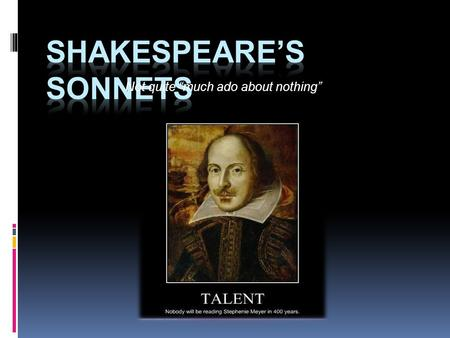 the symbolism and figurative devices in sonnet 18 by william shakespeare Shakespeare's sonnet 18 complete with analysis and paraphrase into modern english.