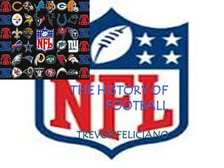When Football Started ~ Football started in August 20, 1920 ~ Bert Bell and George Halas started the NFL.