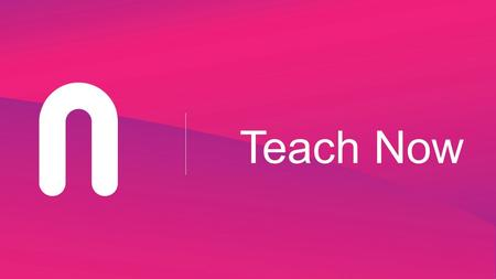 Teach Now. Image by P. Tridon Today… There will be Teach Now representatives available on campus until around 17:00. An insight into the UK Education.