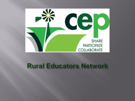 To support the engagement and ongoing involvement of quality education staff in rural and remote communities of Victoria.