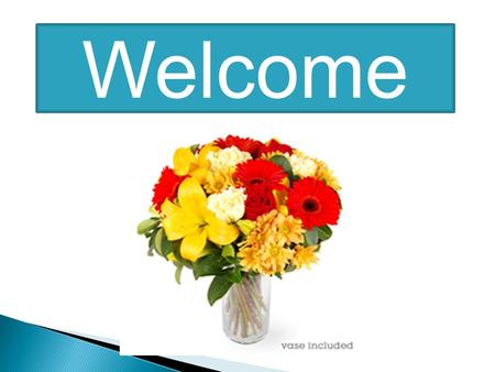 Welcome. English For Today Class- Three Time – 40 Minutes.