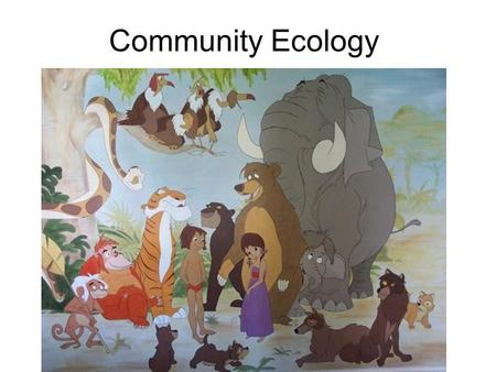 Community Ecology. Species Interactions Predators vs. Parasites How is mimicry used? Plant defenses Competition Mutalism vs. Commensalism.
