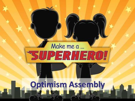 Optimism Assembly.