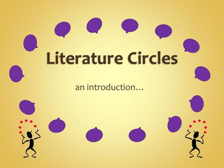 An introduction…. a collaborative way of approaching reading and learning about what you are reading useful for any reading groups, study groups or book.