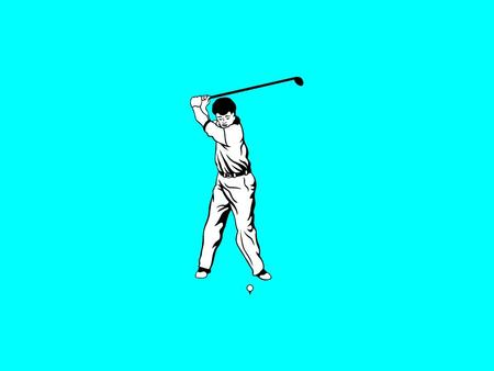 Golf Vocabulary Addressing the Ball Taking a stance and grounding the club(except in a hazard)