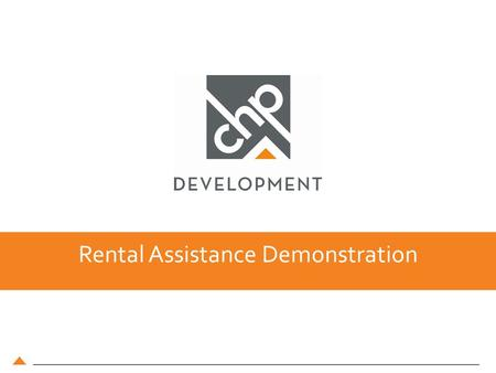 Rental Assistance Demonstration. This is RAD 2 ACCSection 8 At closing, funding is converted to a Section 8 contract rent.