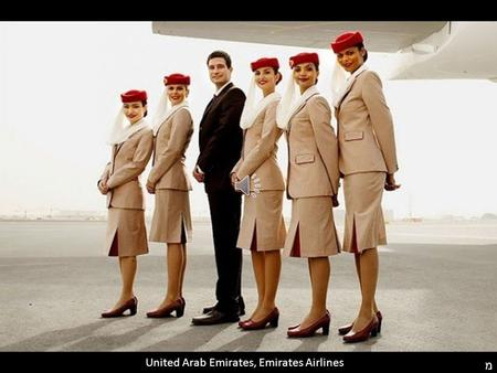 United Arab Emirates, Emirates Airlines מ United Arab Emirates, Ethiad Airlines.