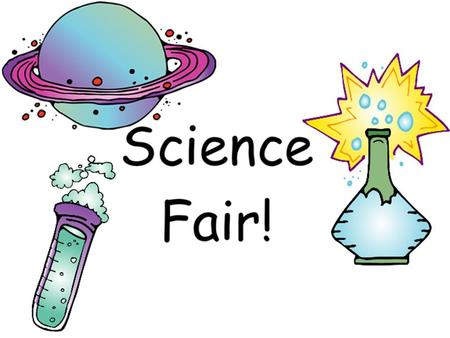 General Information All middle school students will be participating in the Judson Independent School District 2 nd annual science fair. Form 1A ( Research.
