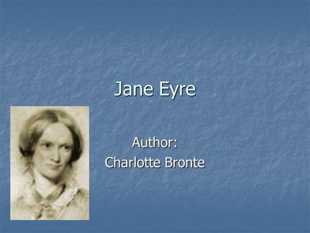 Jane Eyre: Advanced York Notes