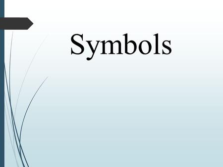 Symbols. What is the symbolism in Finding Nemo? Finding Nemo.