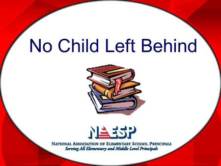 No Child Left Behind No Child Left Behind  NCLB Overview  Assessment and Accountability Requirements  Educator Quality.