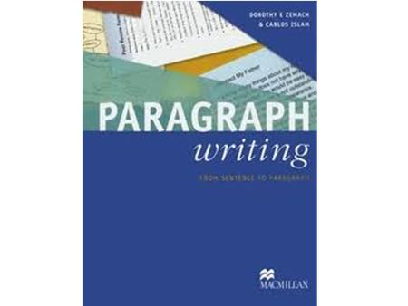 What is a paragraph? A paragraph is a group of sentences related to a particular topic, or central theme. Every paragraph has a key concept or main idea.