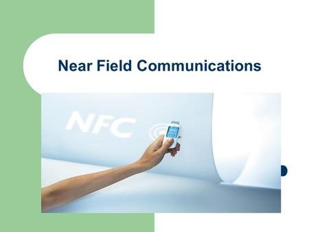 Near Field Communications. NFC Forum The NFC Forum was created by Trio Philips/NXP, Nokia, and Sony in March 2004. The Forum has nearly 120 members. Manufacturers,