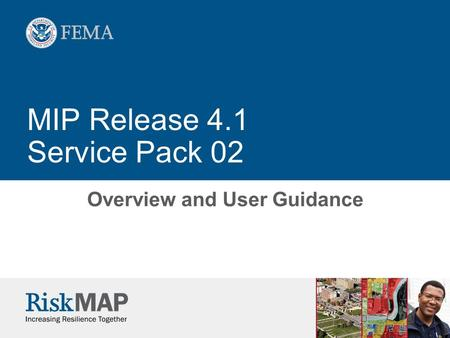 MIP Release 4.1 Service Pack 02 Overview and User Guidance.