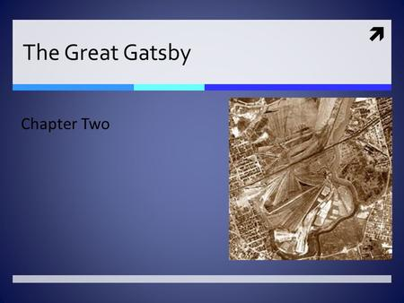 materialism in the great gatsby thesis