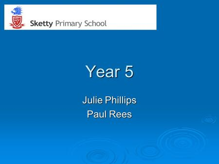 Year 5 Julie Phillips Paul Rees. Curriculum  Energy  Gallery  Blitz  Bend and Flow  Scream Machine.