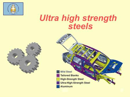 RG1 Ultra high strength steels. RG2 ULTRA HIGH STRENGTH STEELS Conventional direct hardening steels are usually designed ranges of tensile strength, which.