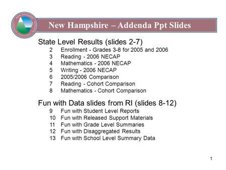 Worksheets Grade 10 Report With Level 7 And 6 And 4 connecticut mastery test fourth generation grades 3 4 5 6 7 1 new hampshire addenda ppt slides state level results 2 7