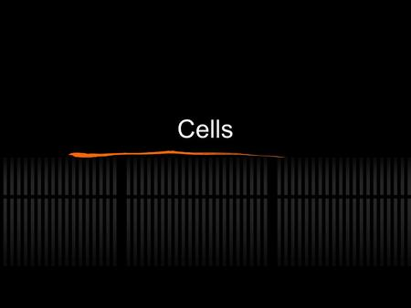 Cells. Cell Theory All living things are made up of one or more cells and their products The cell is the simplest unit that can carry out all life processes.