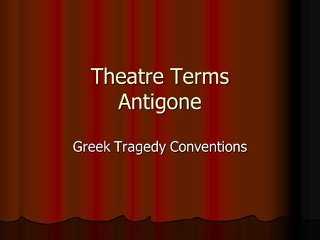 macbeth and antigone Antigone tragic hero essays in the novel antigone sophocles, the author, depicts the tragic hero creon to the fullest extent sophocles portrays creon as a tragic hero by the characteristics shown throughout the story.