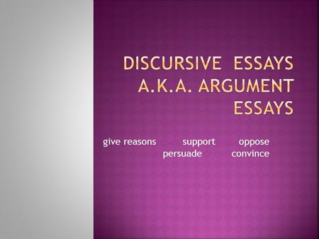 Other words for expressing an opinion essay
