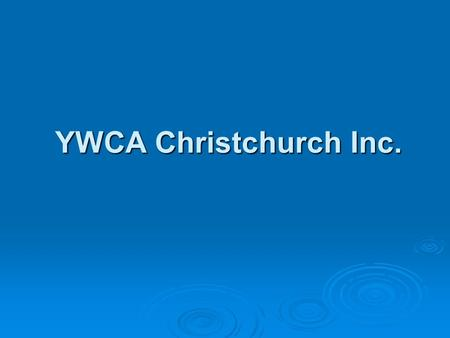 YWCA Christchurch Inc.. UN MILLENIUM DEVELOPMENT GOALS Halfway point – 7th July 2007 Target date 2015 8 Goals Useful websites: UNA UK –