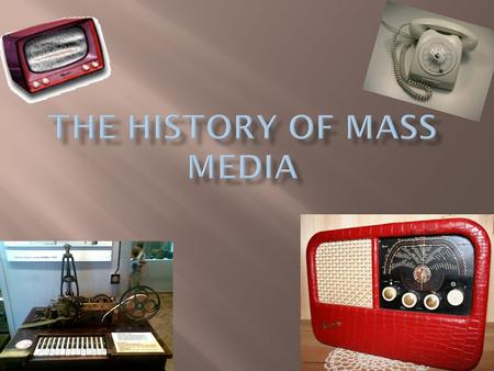  Who invented radio?  Who invented television?