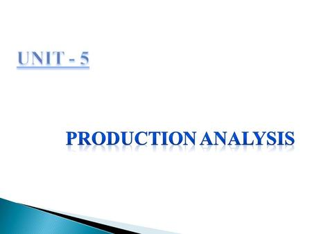 MEANING OF PRODUCTION INPUT OUTPUT TRANSFORMATION PROCESS ENTRY INTO FIRMS EXIT OF FIRMS.