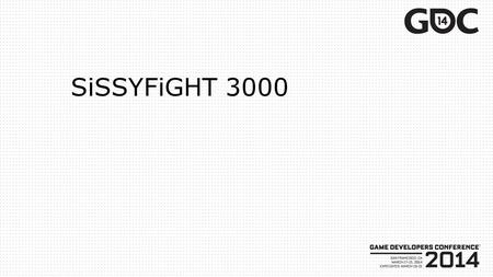 SiSSYFiGHT 3000. Overview SiSSYFiGHT simulates a playground fight between school children.