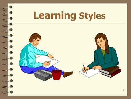 1 Learning Styles. 2 Review 4 Learning Theories 4 Training Cycle 4 MBTI 4 Management/Leadership Style.