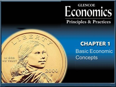 Basic Economic Concepts Key Terms –good –consumer good –capital good –service –value –paradox of value –utility –wealth –economic product –market –factor.