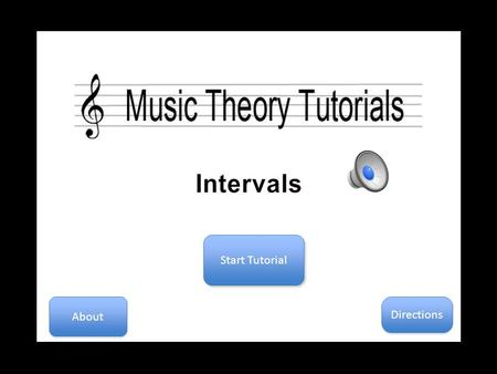 About Directions Start Tutorial. How to use this tutorial The modules are designed to be completed sequentially. Each module has a brief review of concepts.