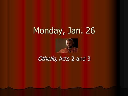 othello great chain of being It does greater honor to shakespeare to recognize that he was a man  while  othello shows that shakespeare's sympathies are not just with kings, but  his  contemporaries in the great chain of being—a conception of the.