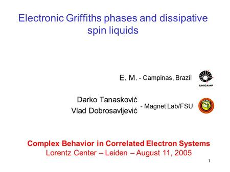 Electronic Griffiths phases and dissipative spin liquids