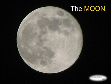 The MOON. General Stats: ¼ the size of Earth 1/6 the gravitational pull of Earth (180 lbs = 30 lbs) Gravitational pull too weak to hold atmosphere Extreme.