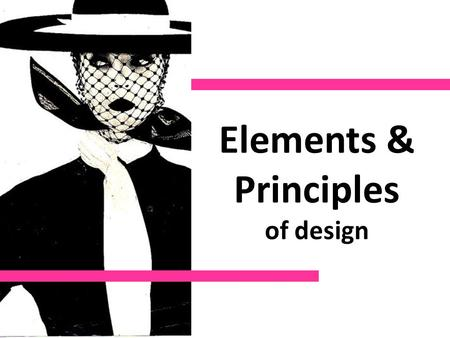 Elements & Principles of design. Portfolio Expectations Each portfolio assessment must include: Background must be on a tan/cream colored cardstock. Boarders.