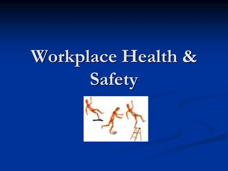 Workplace Health & Safety. Types of hazards 1. Physical: things that can physically cause injury to your body 2. Biological: things that could cause physical.