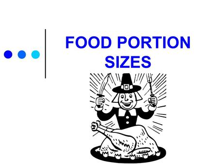 FOOD PORTION SIZES. Portion Sizes When figuring out your daily nutrient intake, you have to take into account how much you are eating. You may be confused.