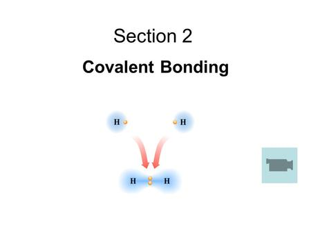 Section 2 Covalent Bonding. Covalent Bonds Covalent bonds form  When atoms share electrons to complete octets.  Between two nonmetal atoms.  Between.